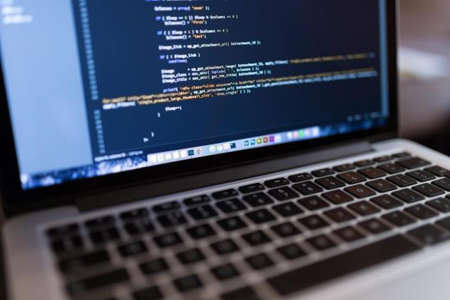 Software Development on Laptop